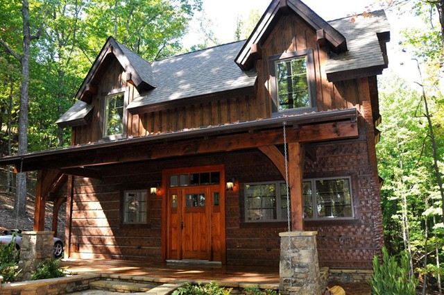 Colorado Natural Element Homes