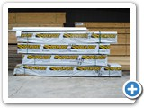 Open joist trusses in stock. MFG-008