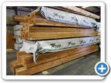 Western Red Cedar in stock MFG-023