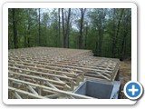 Floor trusses MFG-033